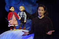 Teatteri Hevosenkenkä Lumikuningatar 29.1.2014