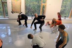 Lasten Improvisaatioteatterityöpaja Tusculumissa, Kuva: Thomas Bäckmann
